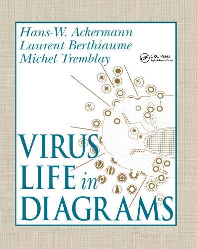 Virus Life in Diagrams (Paperback)