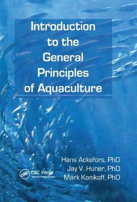 Introduction to the General Principles of Aquaculture (Paperback)