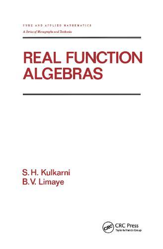 Real Function Algebras (Paperback)