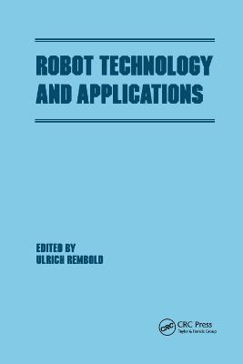 Robot Technology and Applications (Paperback)