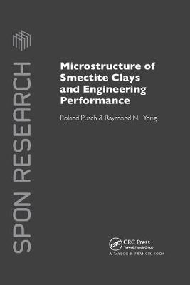 Microstructure of Smectite Clays and Engineering Performance (Paperback)