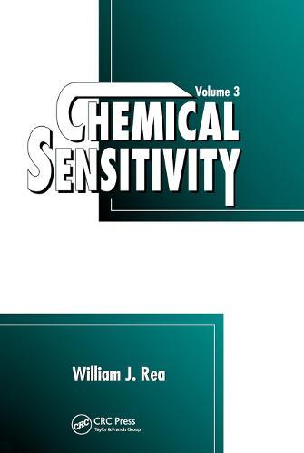 Chemical Sensitivity: Clinical Manifestation, Volume III (Paperback)