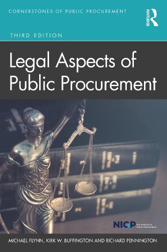 Legal Aspects of Public Procurement - Cornerstones of Public Procurement (Hardback)