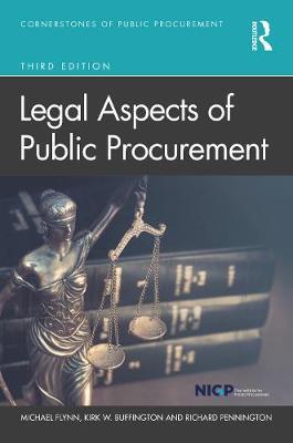 Legal Aspects of Public Procurement - Cornerstones of Public Procurement (Paperback)