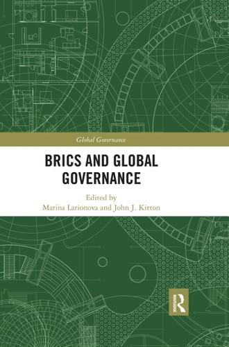 BRICS and Global Governance - Global Governance (Paperback)
