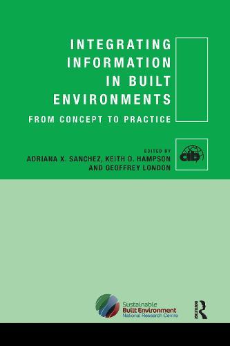Integrating Information in Built Environments (Paperback)