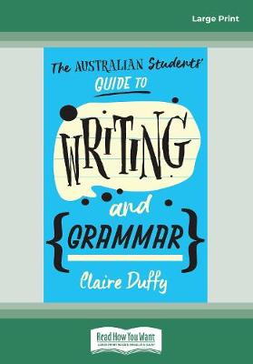 The Australian Students' Guide to Writing and Grammar (Paperback)