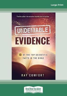 Undeniable Evidence: Ten of the Top Scientific Facts in the Bible (Paperback)