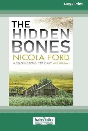 The Hidden Bones (16pt Large Print Edition) (Paperback)