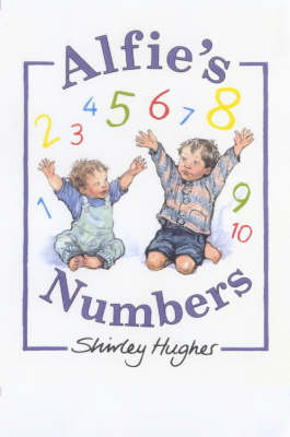 Alfie's Numbers (Board book)