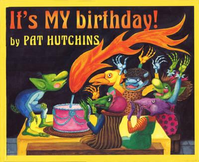 It's My Birthday (Hardback)