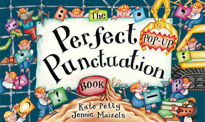 The Perfect (Pop-up) Punctuation Book (Hardback)