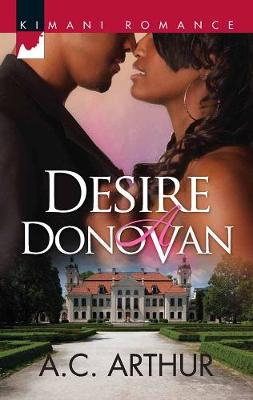Desire A Donovan (Paperback)