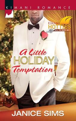 A Little Holiday Temptation (Paperback)
