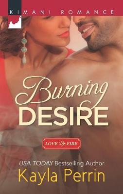 Burning Desire (Paperback)