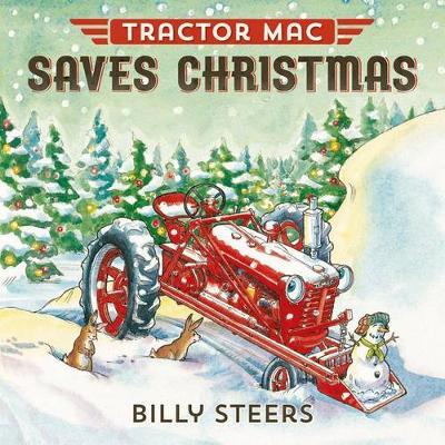 Tractor Mac Saves Christmas (Hardback)