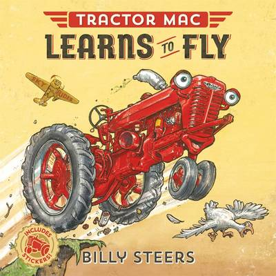 Tractor MAC Learns to Fly (Paperback)