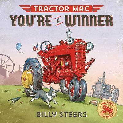 Tractor Mac You're a Winner (Paperback)