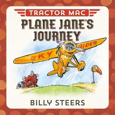 Tractor Mac Plan Jane's Journey (Board book)