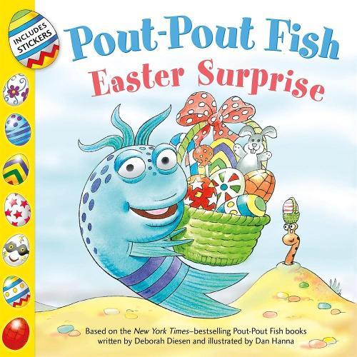 Pout-Pout Fish: Easter Surprise (Paperback)