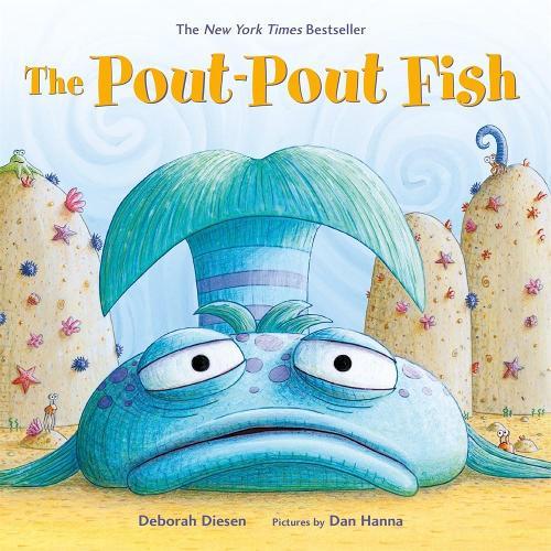 The Pout-Pout Fish (Board book)
