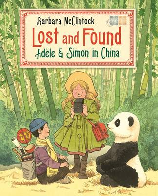 Lost and Found: Adele & Simon in China (Hardback)