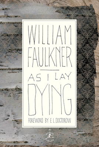 As I Lay Dying - Modern Library (Hardback)