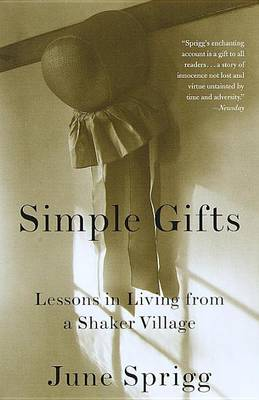 Simple Gifts (Paperback)