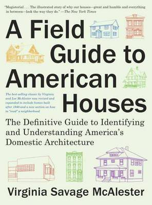 A Field Guide To American Houses (Paperback)