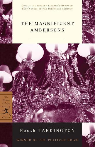 Mod Lib Magnificent Ambersons (Paperback)