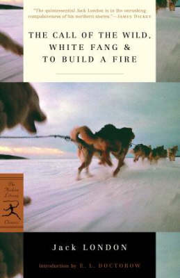 Mod Lib Call Of The Wild, White Fang (Paperback)