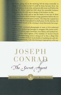 The Secret Agent: A Simple Tale - Modern Library (Paperback)