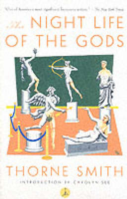 Nightlife of the Gods - Modern Library (Paperback)
