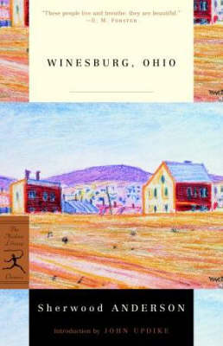 Mod Lib Winesburg, Ohio (Paperback)