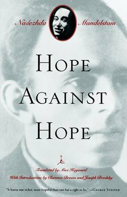 Hope Against Hope (Paperback)