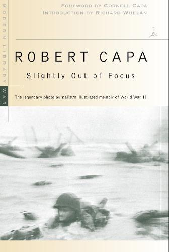 Slightly Out Of Focus (Paperback)