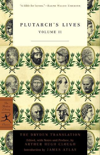 Mod Lib Plutarch's Lives Vol II (Paperback)