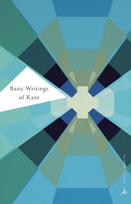 Basic Writings of Kant - Modern Library Classics (Paperback)