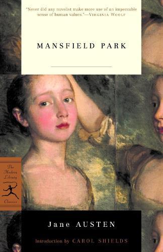 Mod Lib Mansfield Park (Paperback)