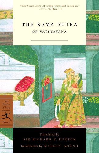 Mod Lib Kama Sutra (Paperback)