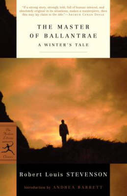 Mod Lib The Master Of Ballantrae (Paperback)