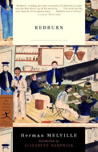Redburn - Modern Library Classics (Paperback)