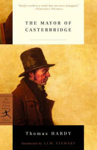 Mod Lib The Mayor Of Casterbridge (Paperback)