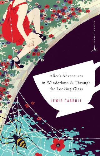 Mod Lib Alice's Adventures In Wonderland & Through The Looking Gl (Paperback)