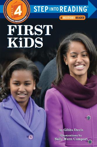 First Kids - Step into Reading (Paperback)