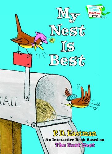 BB: My Nest is Best (Board book)