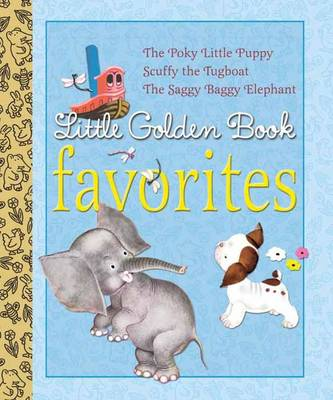 Little Golden Book Favorites #1 (Hardback)