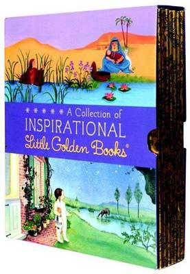 A Collection of Inspirational Little Golden Books 6 Copy Box Set (Hardback)