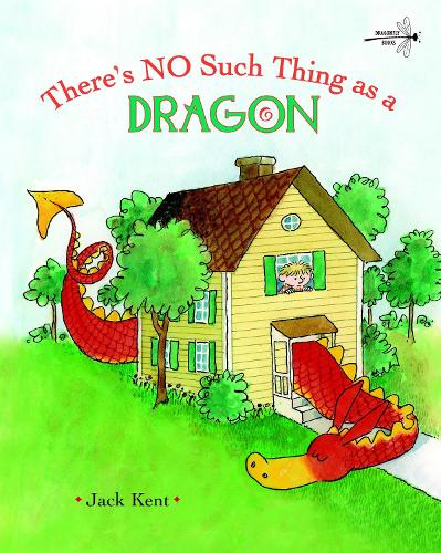 No Such Thing As A Dragon (Paperback)