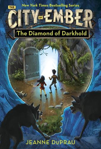 The Diamond of Darkhold: Book of Ember 4 (Paperback)
